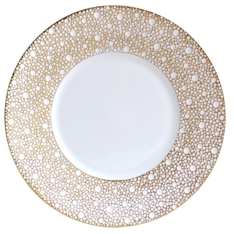 Ecume Mordoré Salad Plate