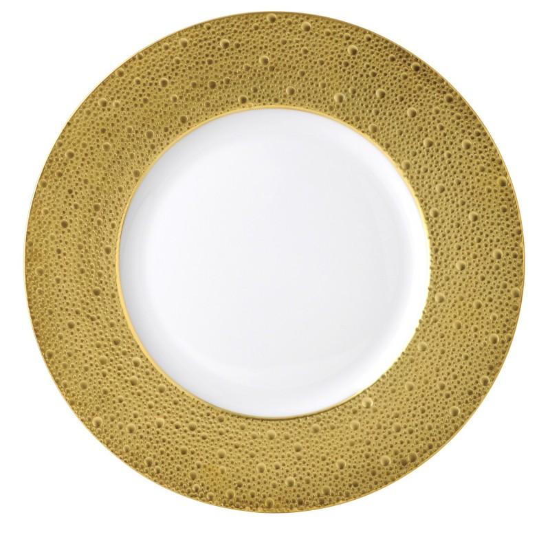 Ecume Or Service Plate