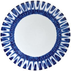 In Bloom Coupe Dinner Plate