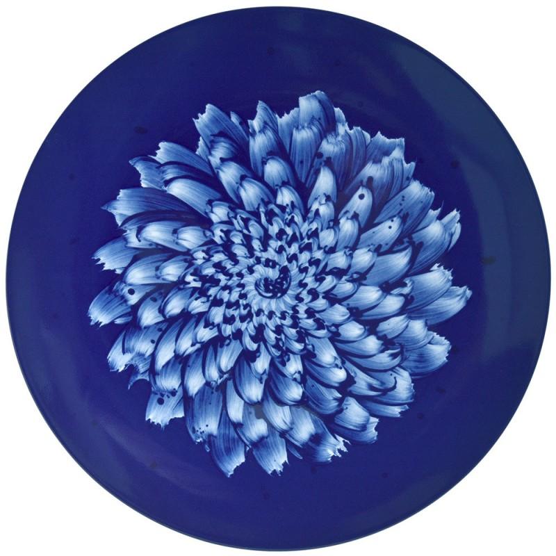 Assiette de Présentation Ultra Plate In Bloom