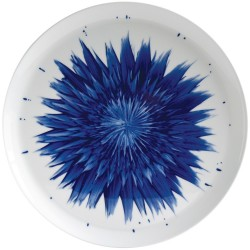 In Bloom Round Tart Platter