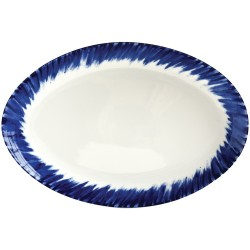 In Bloom Oval Platter
