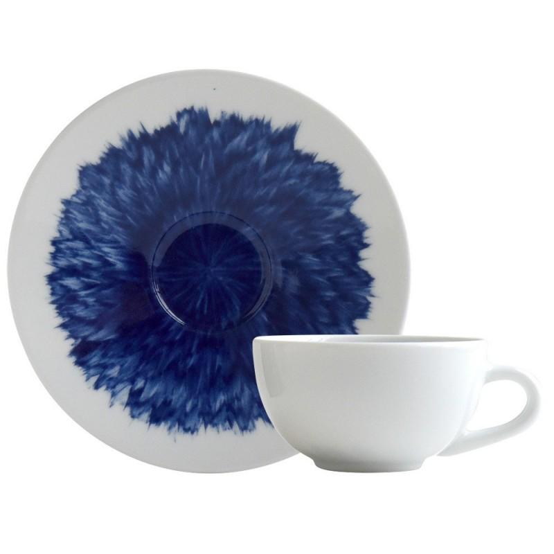 Tasse à Café et Soucoupe In Bloom