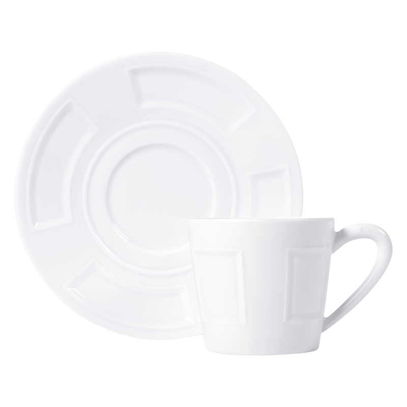 Naxos Coffee Cup and Saucer