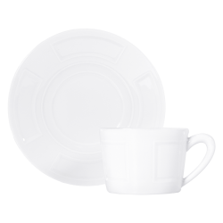 Naxos Tea Cup and Saucer