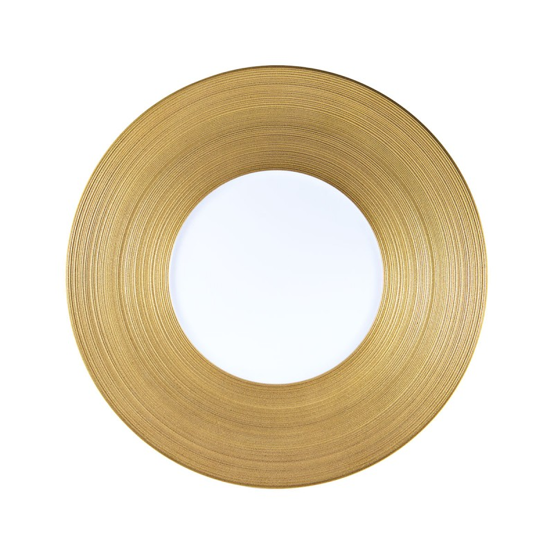Hemisphere Gold 29 cm Plate