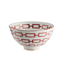 Catene Red Gio Ponti Bowl
