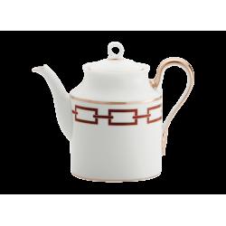 Catene Red Coffeepot