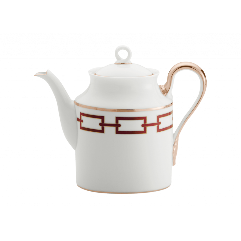 Catene Red Coffeepot