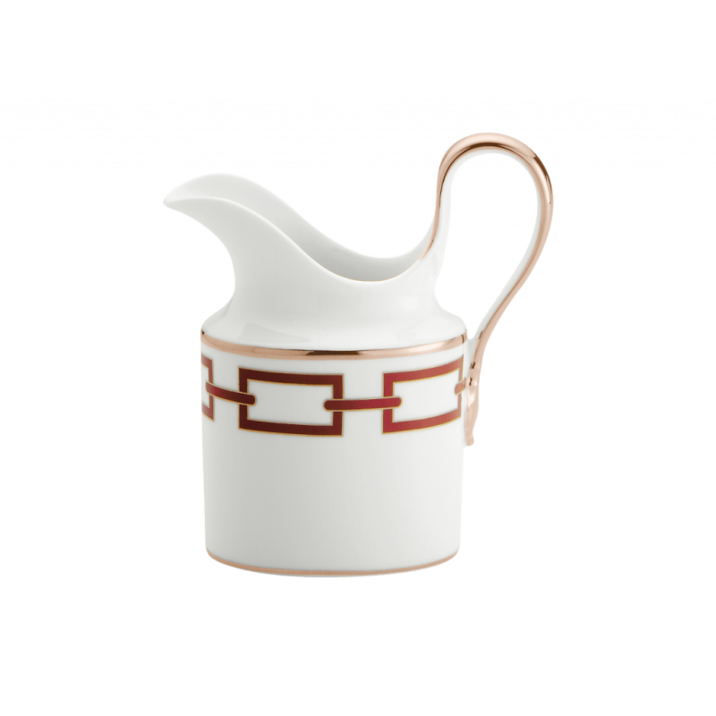 Catene Red Milk Jug