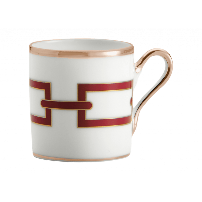 Catene Red Coffee Cup