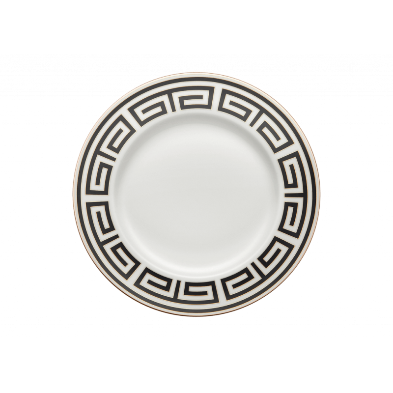 Labirinto Nero Dinner Plate - Set of 2