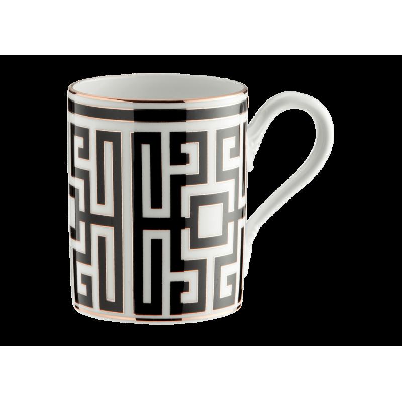 Labirinto Nero Mug