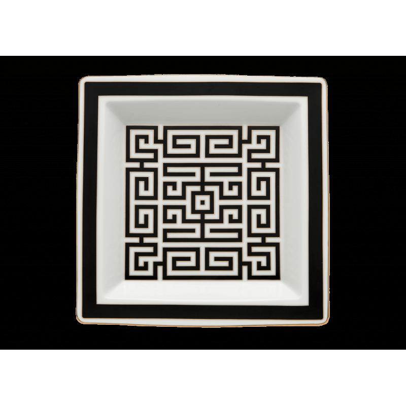 Labirinto Nero Trinket Tray Large Size