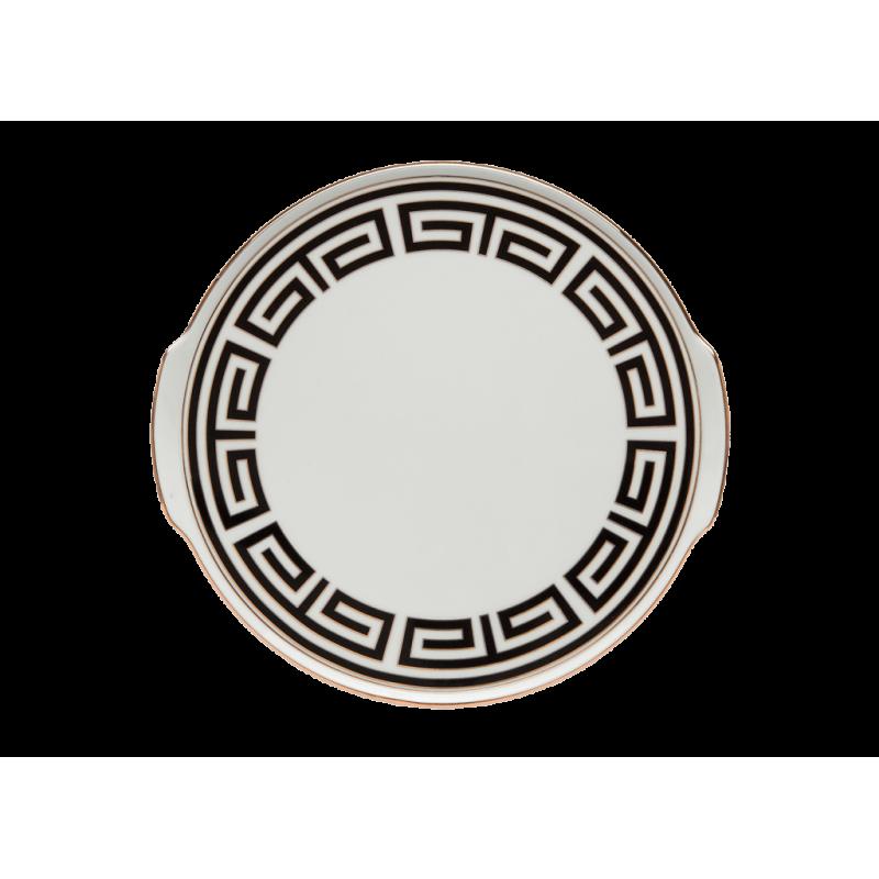 Labirinto Nero Cake Plate