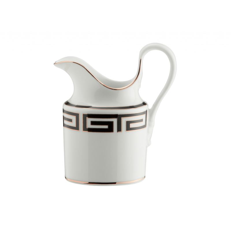Labirinto Nero Milk Jug for 4