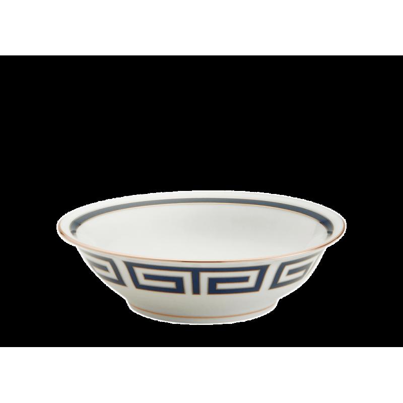Labirinto Navy Fruit Bowl - Set of 2