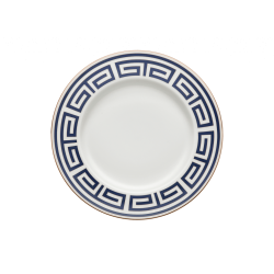 Labirinto Navy Dinner Plate...