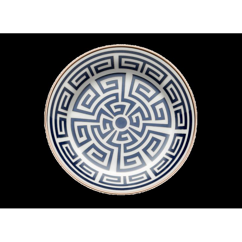 Labirinto Navy Tea Saucer - Set of 2