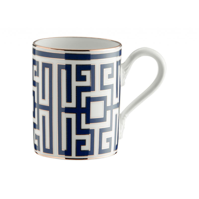 Labirinto Navy Mug