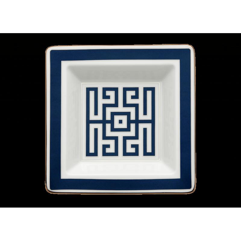 Labirinto Navy Trinket Tray Small