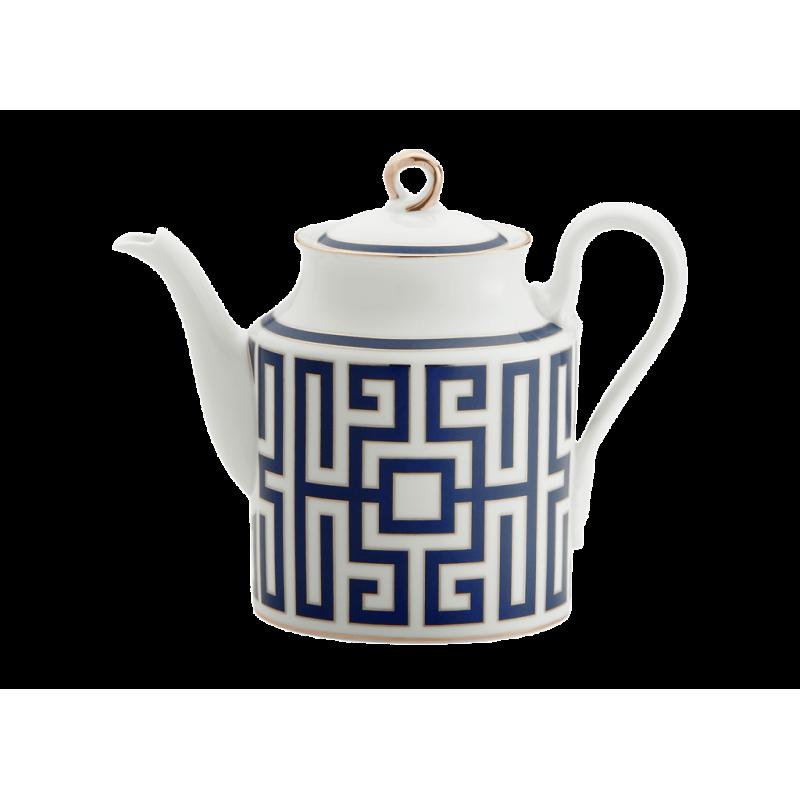Labirinto Navy Coffeepot