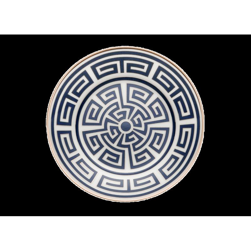 Labirinto Navy Bread plate...