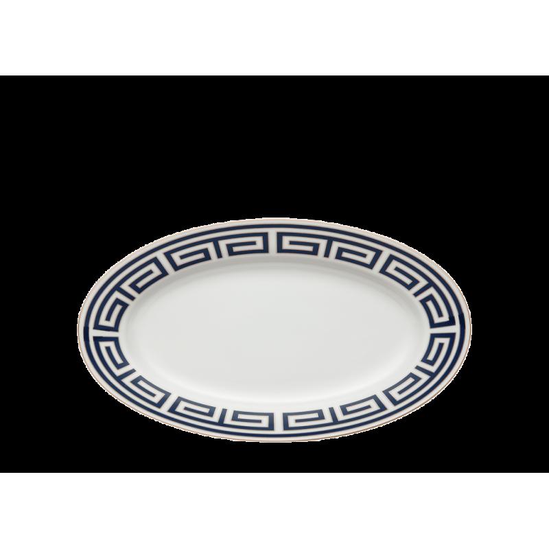 Labirinto Navy Pickle Dish