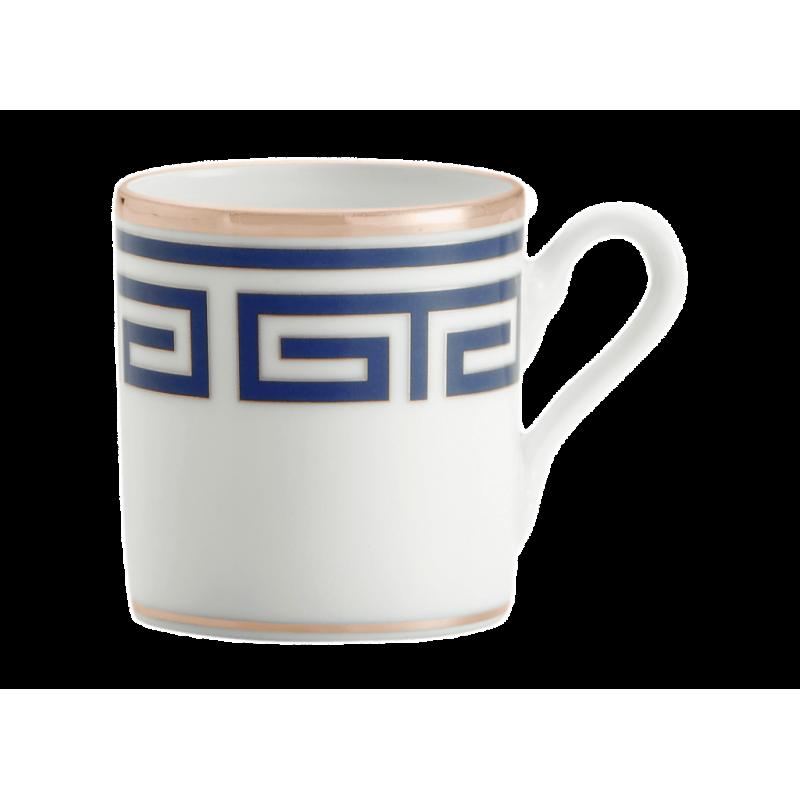 Labirinto Navy Coffee Cup -...