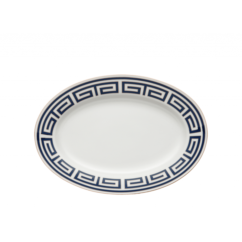 Labirinto Navy Platter
