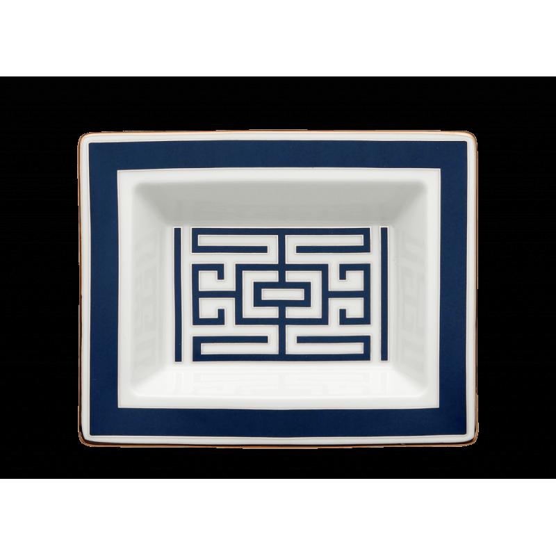 Labirinto Navy Trinket Tray