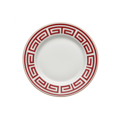 Labirinto Red Dinner Plate...