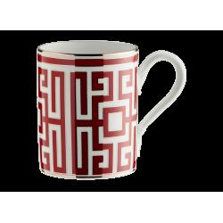 Labirinto Red Mug