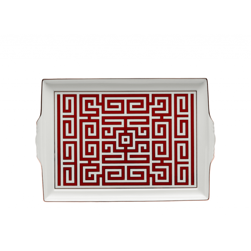 Labirinto Red Platter