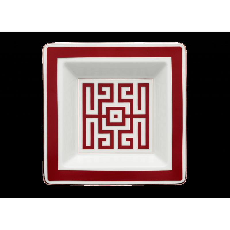 Labirinto Red Trinket Tray Small