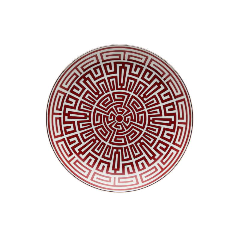 Labirinto Red Centerpiece