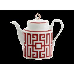 Labirinto Red Coffeepot