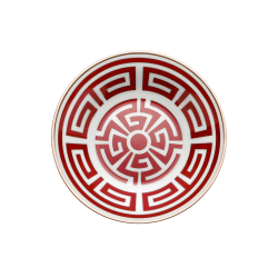 Labirinto Red Coffee Saucer...