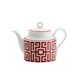 Labirinto Red Teapot