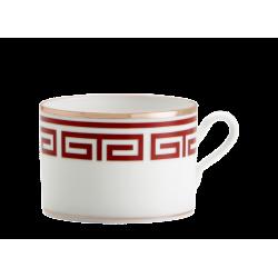 Labirinto Red Tea Cup - Set...