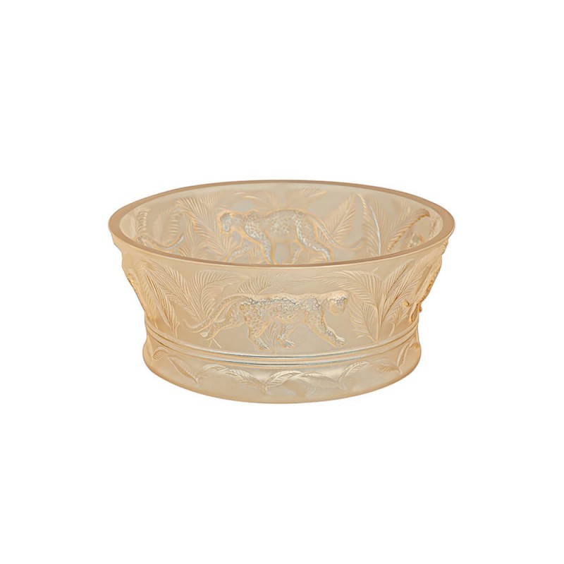 Jungle Bowl Gold Luster