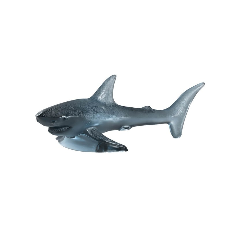 Shark Large Sculpture Persepolis Blue