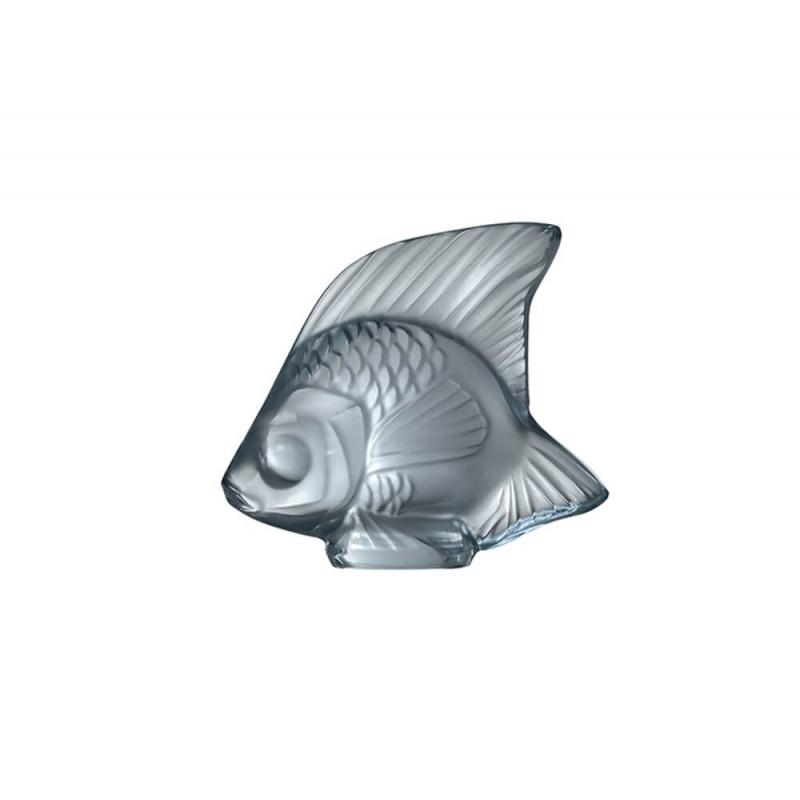 Fish Sculpture Persepolis Blue