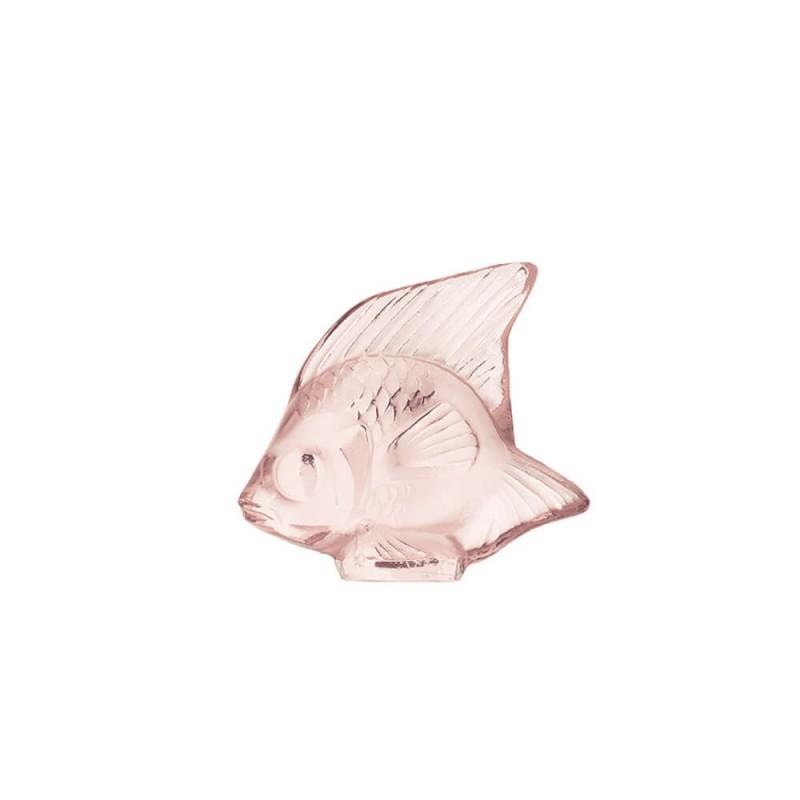 Fish Sculpture Pink
