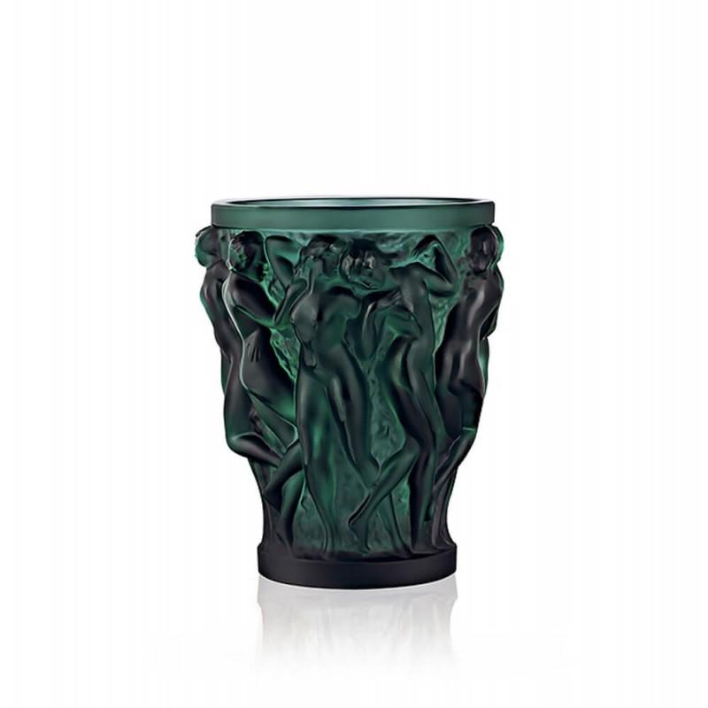Bacchantes Vase Mini Size Deep Green