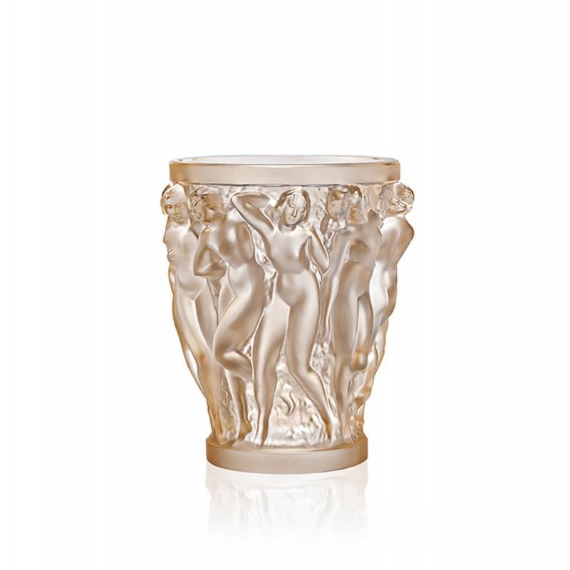 Bacchantes Vase Mini Size Gold Luster