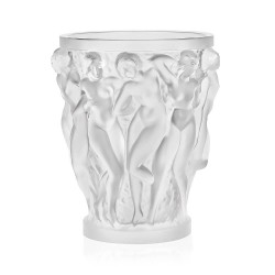 Bacchantes Vase XXL Clear