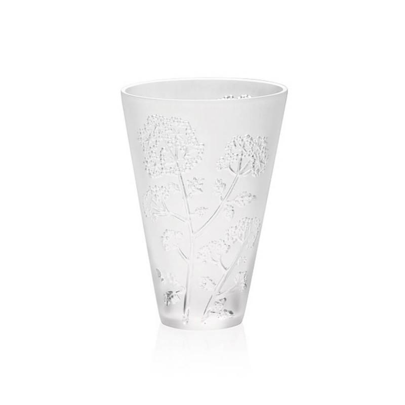 Vase Ombelles Incolore Petit Modèle