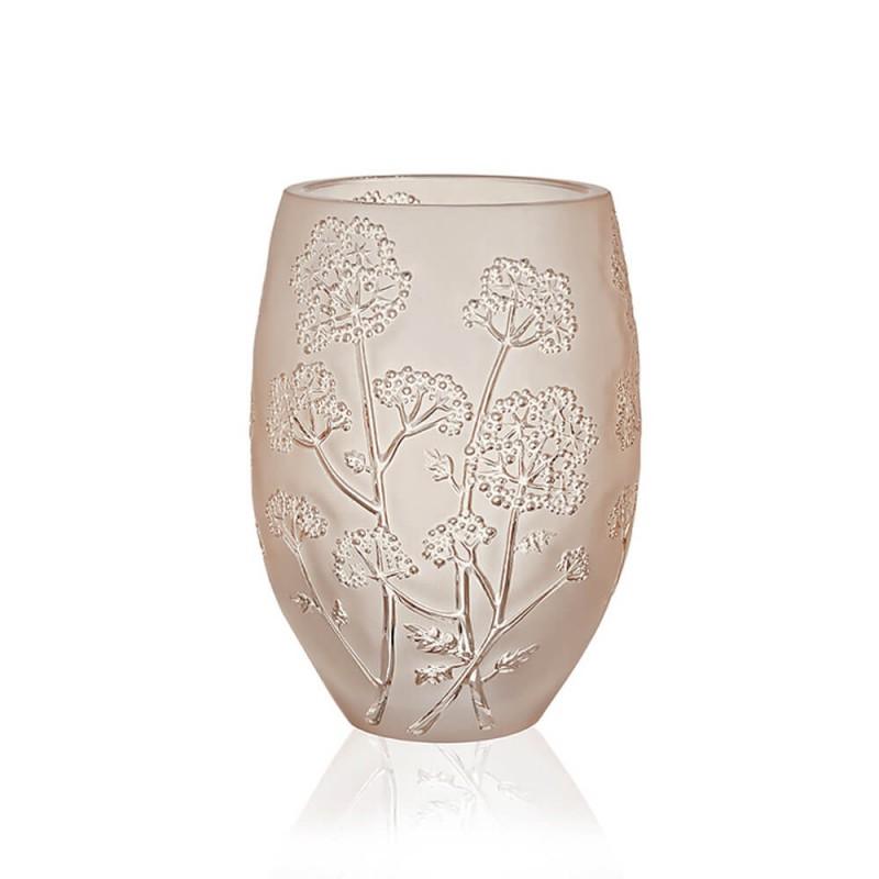 Ombelles Vase Medium Size Gold Luster