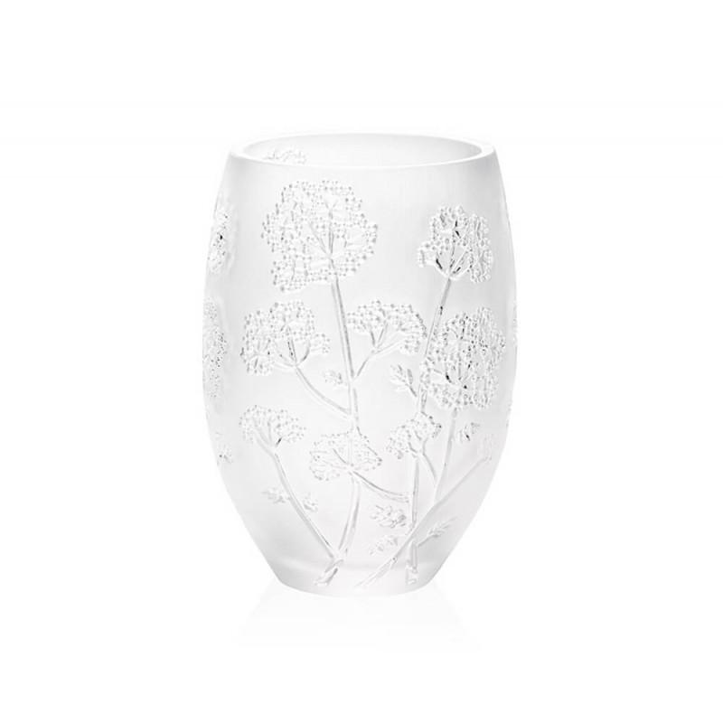 Ombelles Vase Medium Size Clear